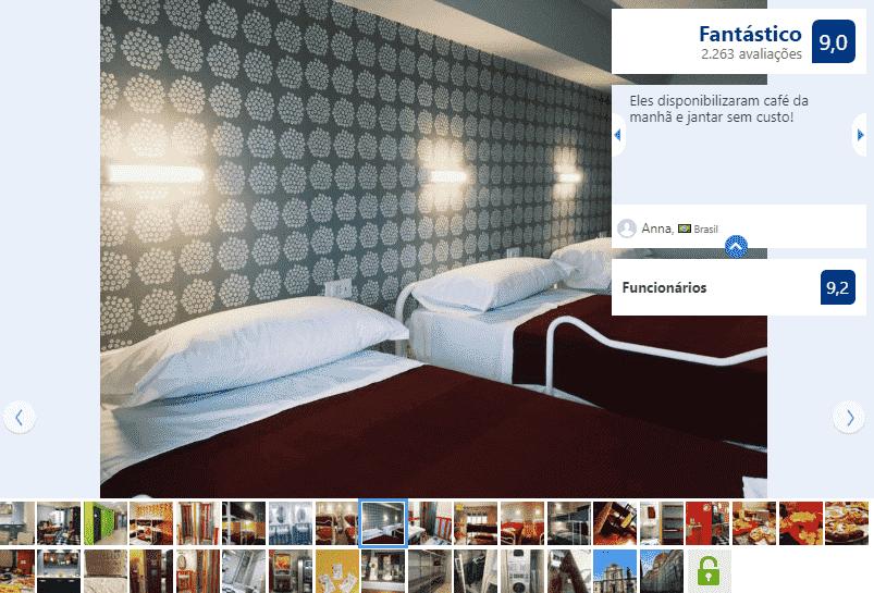 Hotel Gallo D'oro para ficar em Florença