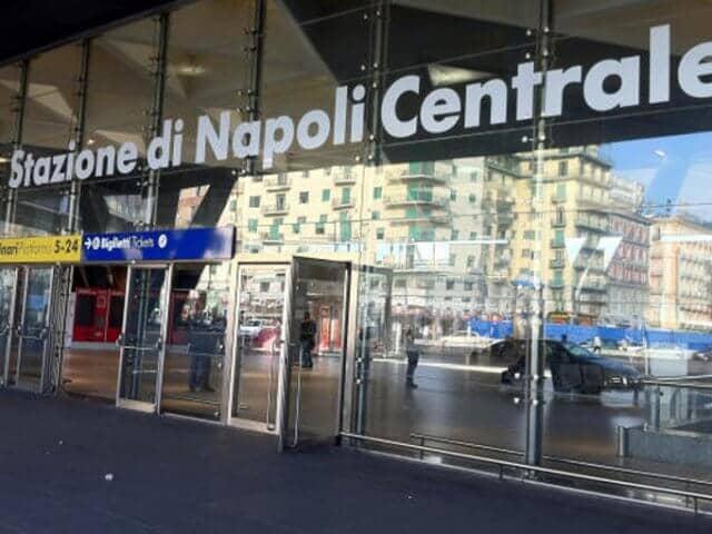 Viagem de trem Nápoles a Florença