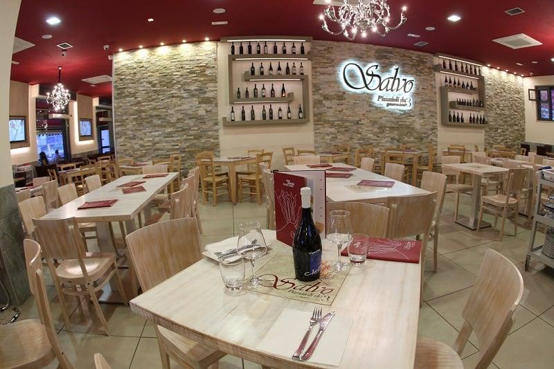 Pizzaria Francesco y Salvatore Salvo na Itália