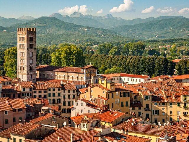 Vinícolas perto de Lucca