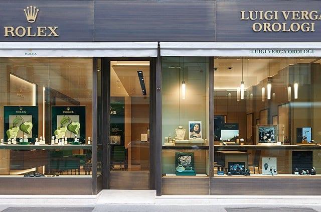 Onde comprar relógios em Milão