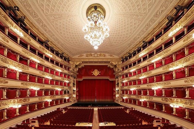 Teatro Scala em Milão