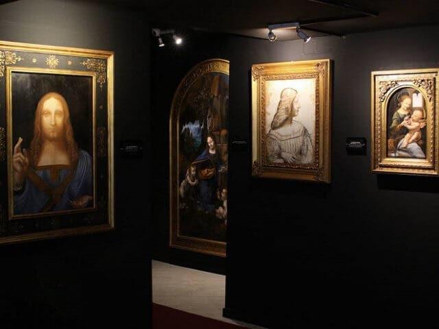Leonardo Da Vinci Experience em Roma