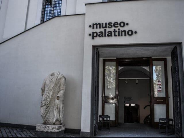 Museu Palatino em Roma