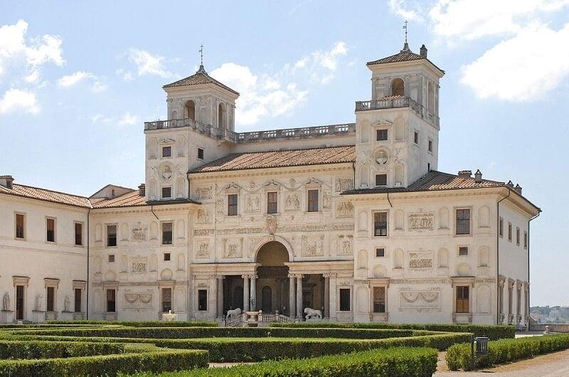 Villa dos Medices em Florença