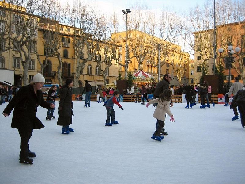Inverno em Lucca