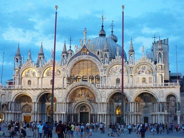 Ingressos para visita guiada por Veneza, pela Basílica e Palácio Ducal