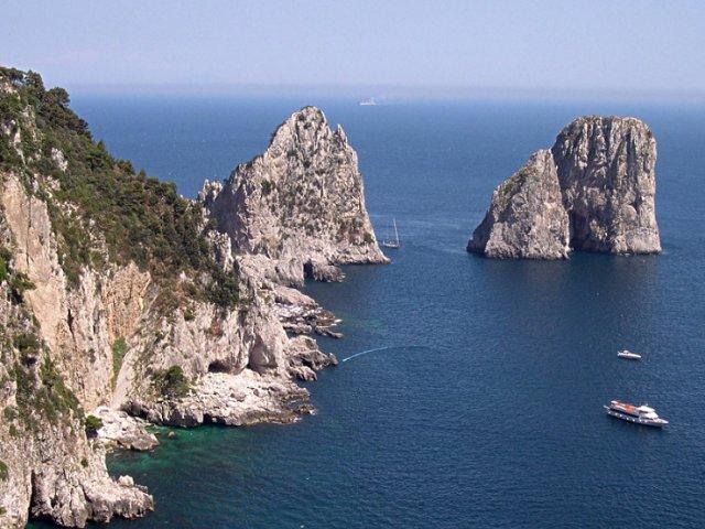 Ingressos para Pompeia, Sorrento e Capri em 2 ou 3 dias partindo de Roma