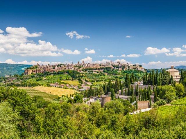 Ingressos para excursão a Orvieto e Assis partindo de Roma