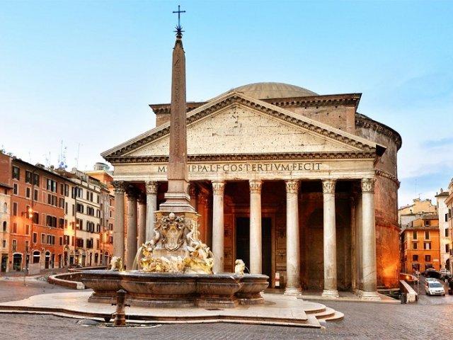 Ingressos para visita guiada pelo Panteão e Ara Pacis em Roma