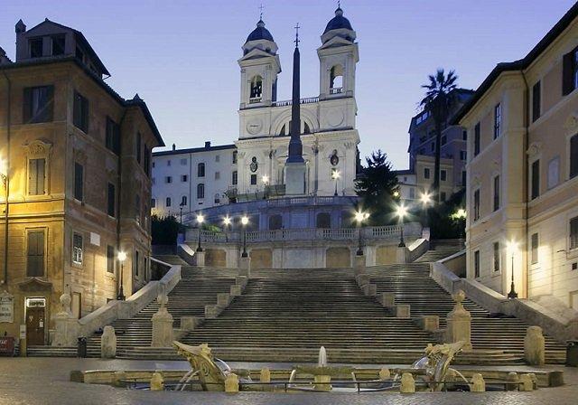 Ingressos para tour gratuito por Roma