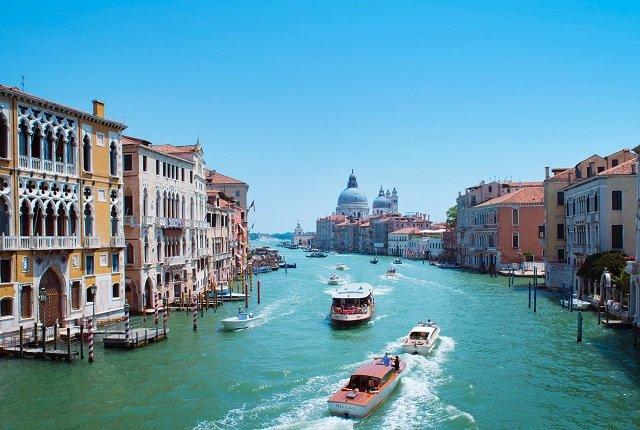 Meses de alta e baixa temporada em Veneza