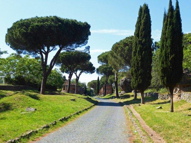 Ingressos para excursão às Catacumbas e Via Appia em Roma
