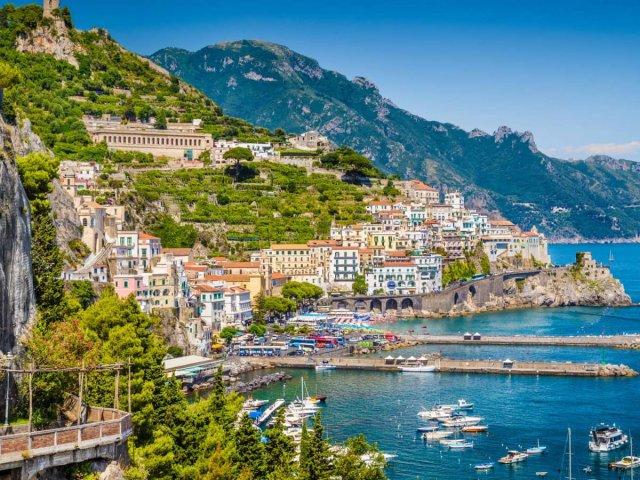 Roteiro de 6 dias pela Costa Amalfitana