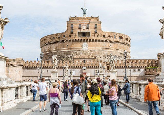 Como transferir dinheiro para Roma