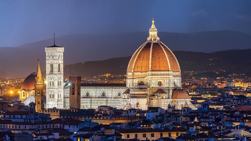 Ingressos para tour pela cúpula de Brunelleschi em Florença