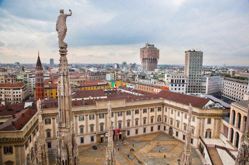 Palácio Real em Milão