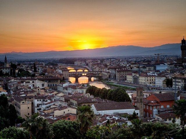 Remessas internacionais para Florença
