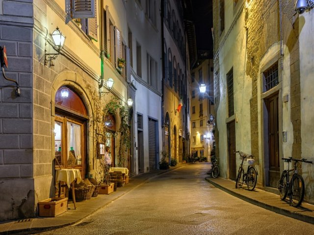 Ingressos para tour de mistérios e lendas por Florença