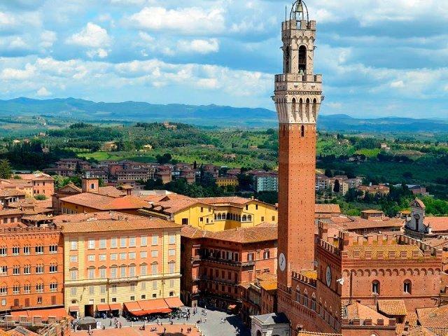 Pacote Hurb para Siena por R$ 5.979