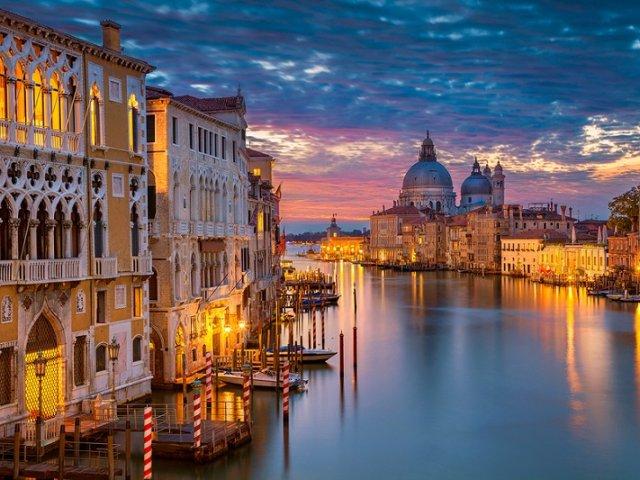 Como transferir dinheiro para Veneza