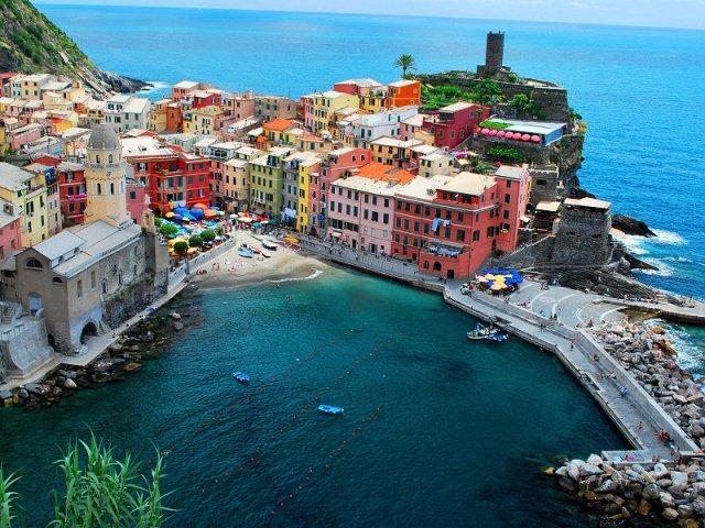 Ingressos para excursão a Cinque Terre saindo de Florença