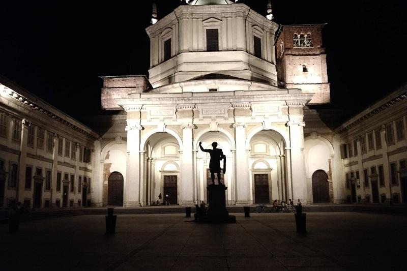 Ingressos para tour dos fantasmas de Milão