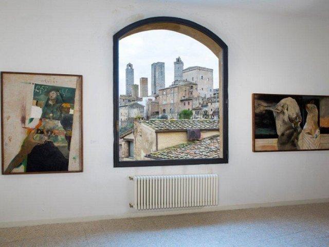 Museus em San Gimignano