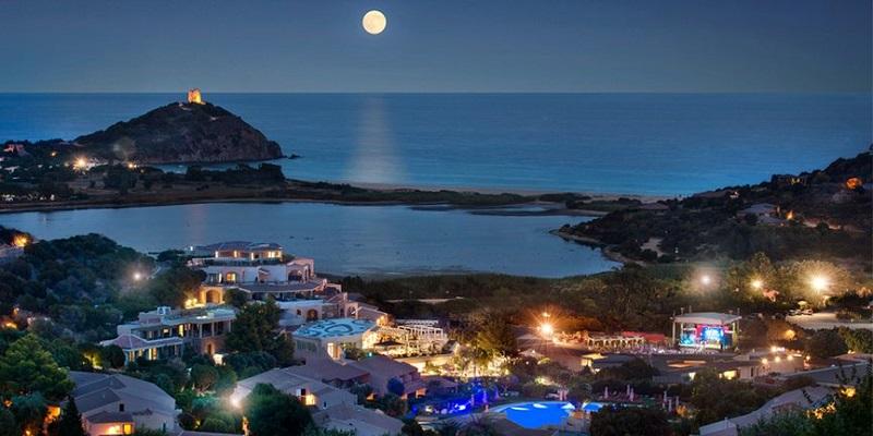 Noite em Sardenha