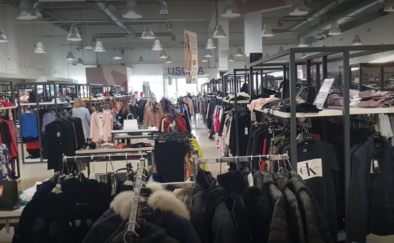 Loja do Barimax Shopping Village em Bari