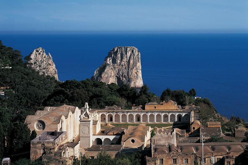 Melhores museus em Capri