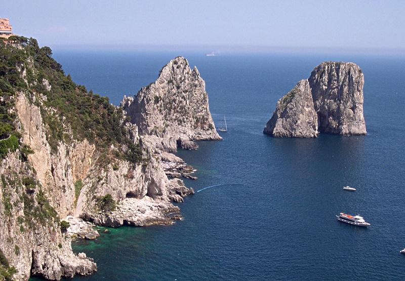 Quantos dias ficar em Capri