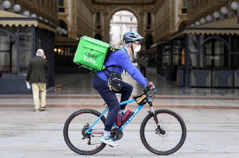 Delivery na Itália