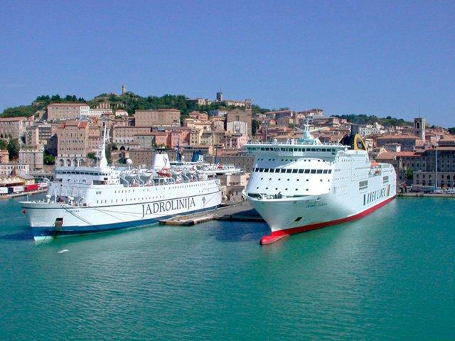 Como ir da Itália à Croácia de ferry