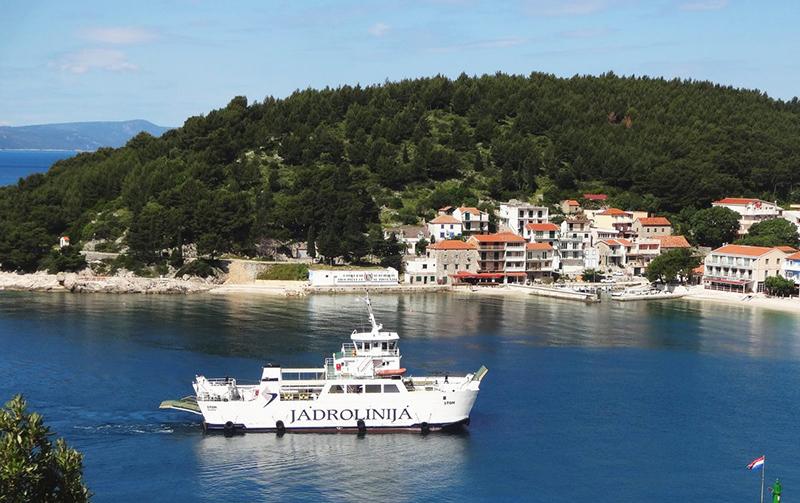 Ferry da empresa Jadrolinija