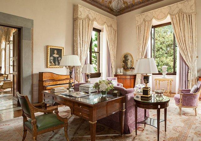 Hotéis de luxo em Florença