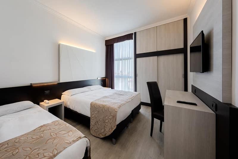 Veneza - Ambasciatori Hotel