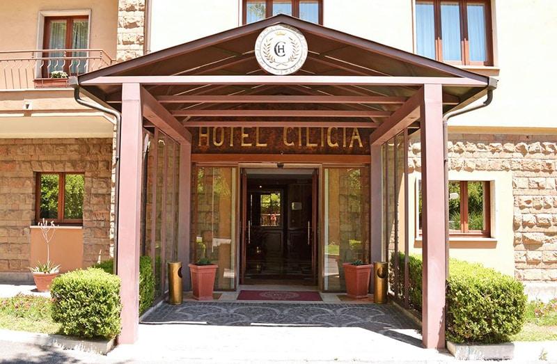 Roma - Hotel Cilicia