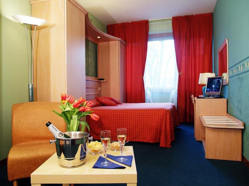 Florença - Meridiana Hotel