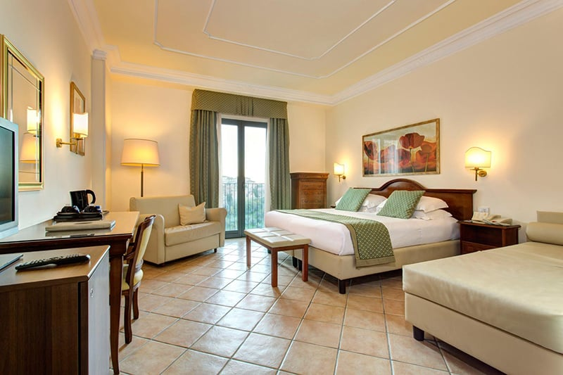 Hotel Athena em Siena