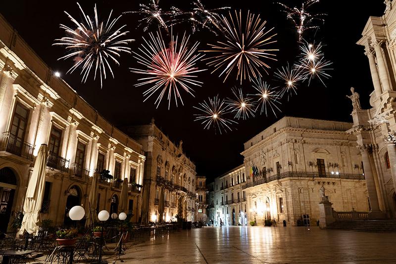 Ano Novo na Sicília