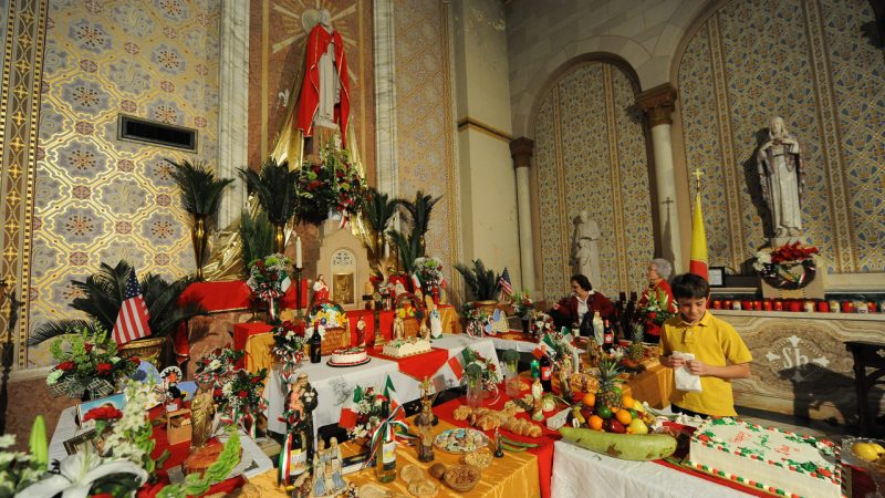 Festa de São José na Sicília
