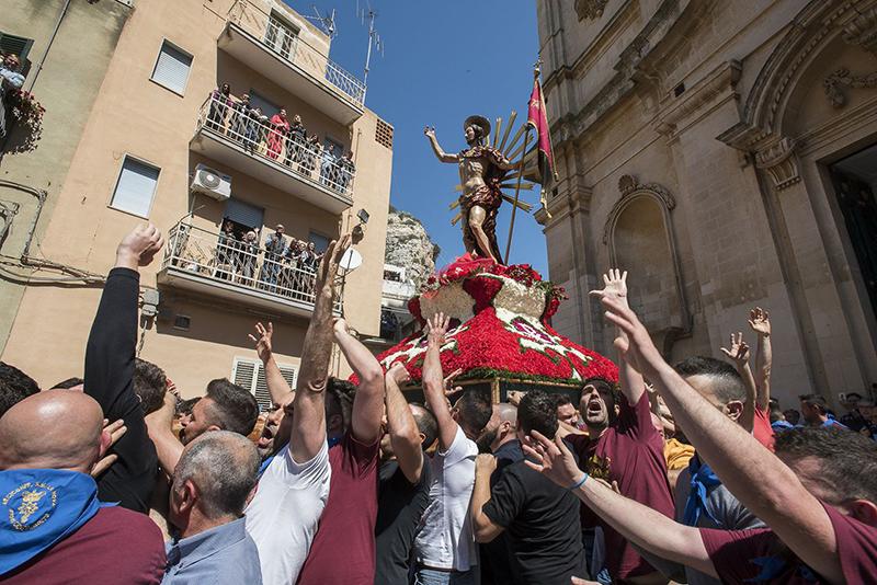 Semana Santa na Sicília