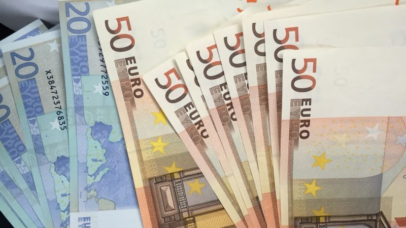 Como levar euros para a Itália