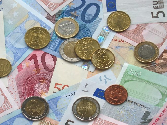 Como levar euros para Milão