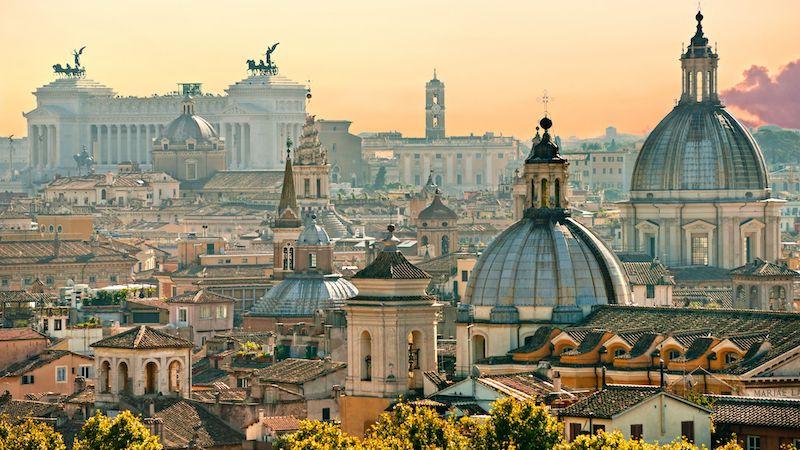 O que não fazer em Roma