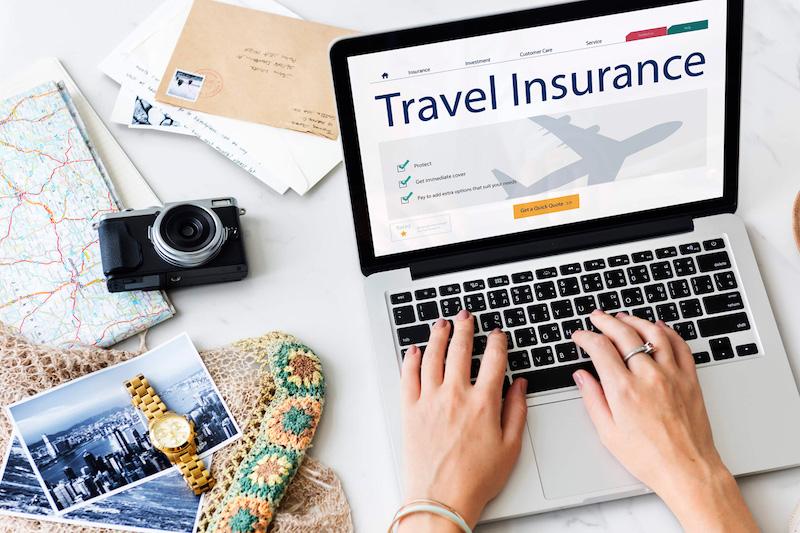 Pesquisador de seguro viagem para a Itália