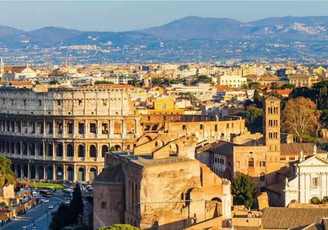 Dicas de segurança em Roma
