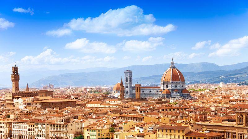 Vista de Florença