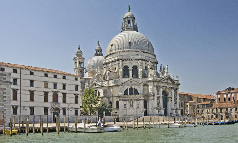 Basílica di Santa Maria della Salute em Veneza